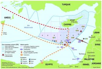 Ai Cập mở thầu quốc tế 24 lô dầu khí