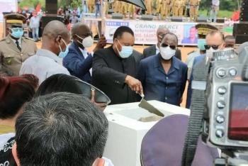 Congo bắt đầu xây dựng nhà máy lọc dầu mới do Trung Quốc đầu tư