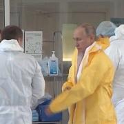 truong hop dau tien nhiem coronavirus trong dien kremlin