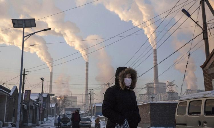 Trung Quốc mập mờ về lượng khí thải CO2