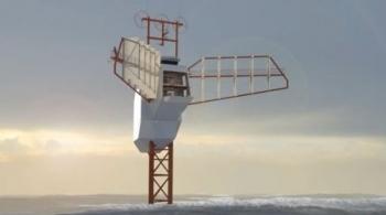 Polar Pod: Tàu khám phá Nam cực độc lập về năng lượng