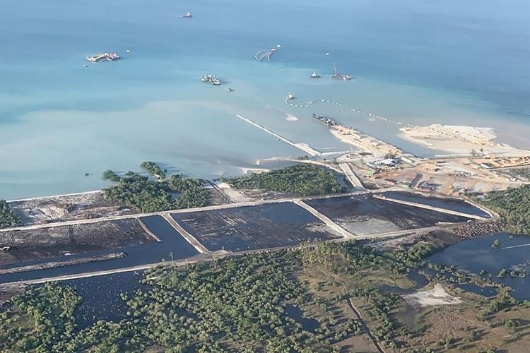 Dự án LNG Mozambique có nguy cơ bị trễ tiến độ