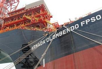 Eni phát hiện mỏ dầu nhẹ lớn ngoài khơi bờ biển Angola