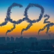 Lượng phát thải CO2 sụt giảm lịch sử