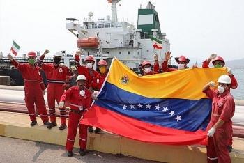 Iran nhận được 9 tấn vàng từ Venezuela?