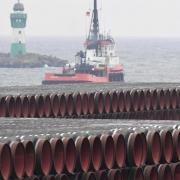 Việc xây dựng Nord Stream 2 bị đình chỉ ở Đức