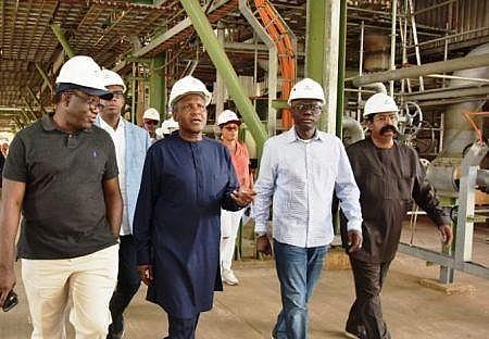 Nhà máy lọc dầu lớn nhất Nigeria thu hút các nhà đầu tư quốc tế