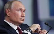 Tổng thống Putin: Mỹ đang theo còn đường của Liên Xô cũ