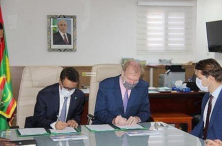 Mauritania phát triển dự án hydro xanh lớn nhất thế giới