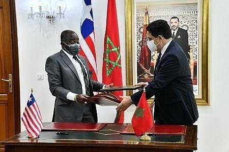 Maroc và Liberia ký kết thỏa thuận về thăm dò và khai thác dầu khí
