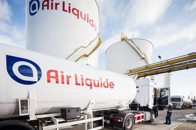 Air Liquide đầu tư 100 triệu euro vào một nhà máy ở Trung Quốc