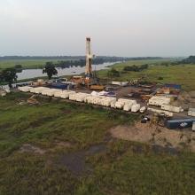 Congo: Phát hiện mỏ dầu trên bờ đầu tiên ở phía bắc
