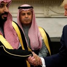 my se cuu arab saudi trong cuoc doi dau voi iran