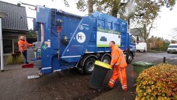 Pháp sẽ trang bị xe đổ rác chạy bằng khí hydro