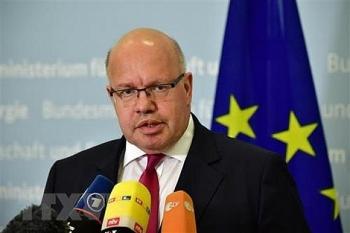Bộ trưởng Kinh tế Đức tố cáo yêu cầu xét lại dự án Nord Stream 2