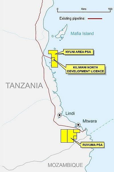 Tanzania: Aminex trao hợp đồng khảo sát địa chấn 3D cho Africa Geophysical Services