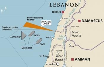 Dầu khí - cứu cánh cho nền kinh tế đang khánh kiệt của Liban?