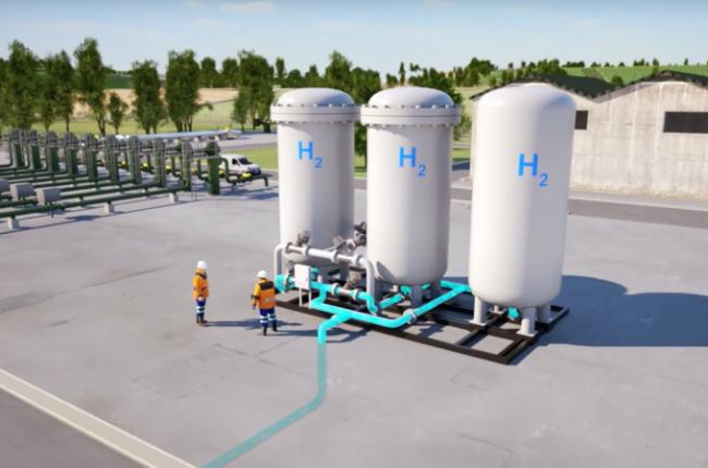 Các tập đoàn năng lượng Pháp lập quỹ toàn cầu lớn nhất để phát triển hydro sạch
