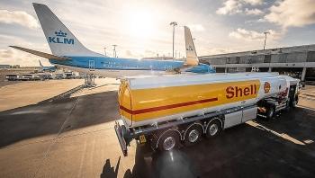 Shell lên kế hoạch sản xuất số lượng cực lớn xăng máy bay sạch