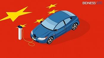 """Trung Quốc hạ tham vọng về xe ôtô chạy bằng """"năng lượng mới"""""""