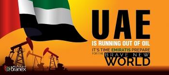 UAE thông báo phát hiện 22 tỷ thùng dầu