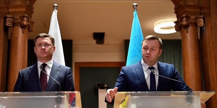 Nga và Ukraine đạt thỏa thuận về trung chuyển khí đốt