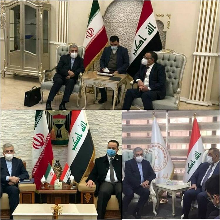 Bộ trưởng Năng lượng Iran sang Iraq đòi nợ tiền dầu khí