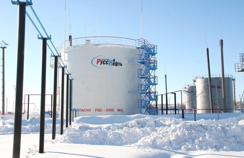 Russneft độc quyền cung cấp dầu thô của Nga cho Belarus
