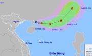 Áp thấp nhiệt đới trên Biển Đông khả năng mạnh lên thành bão