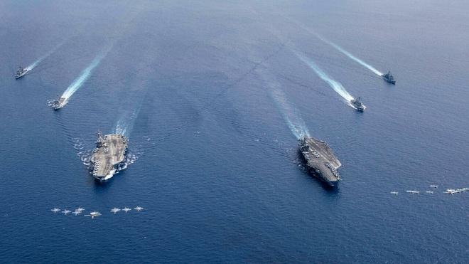Mỹ lên tiếng việc Trung Quốc áp quy định hàng hải gây quan ngại ở Biển Đông