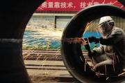 Trung Quốc bắt đầu vận hành giàn khoan dầu thông minh đầu tiên