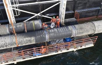 Nord Stream 2 AG sẽ tiếp tục xây dựng đường ống Nord Stream 2 vào tháng 12