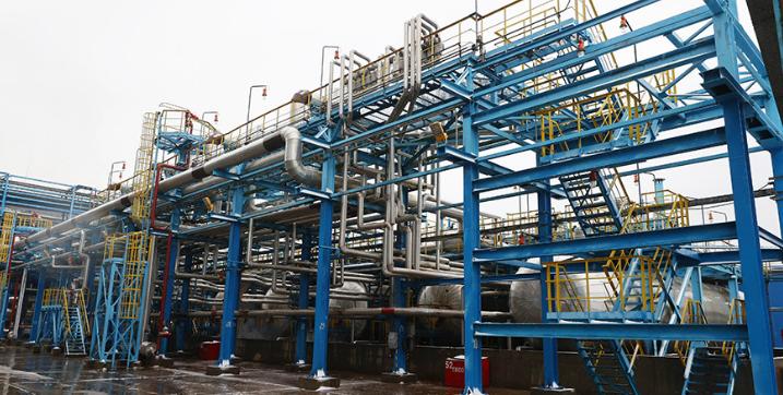 Các nhà máy lọc dầu của Belarus mua lượng dầu lớn từ Nga trong tháng 12
