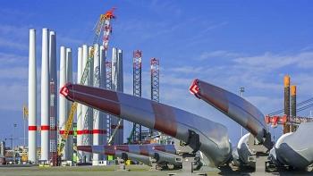 Các cảng châu Âu cần 7,9 tỷ USD đầu tư để hỗ trợ năng lượng gió ngoài khơi