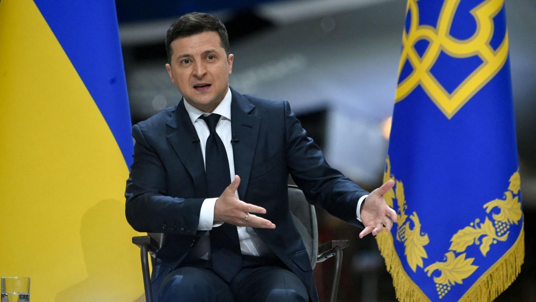 """Nhà Trắng: """"Tổng thống Biden mời Tổng thống Ucraina tới Mỹ"""", """"tham vấn Ucraina về Nord Stream 2"""""""