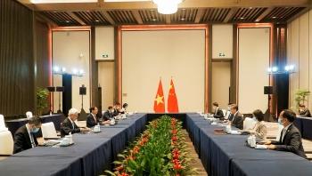 Hội đàm giữa Bộ trưởng Ngoại giao Việt Nam-Trung Quốc về quan hệ song phương và Biển Đông
