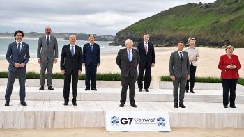 """Thượng đỉnh G7 và dấu ấn """"Nước Mỹ quay trở lại"""" trong các vấn đề quốc tế, Biển Đông"""