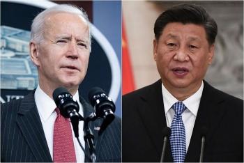 Tổng thống Mỹ Biden sắp đối mặt Chủ tịch Trung Quốc Tập Cận Bình?