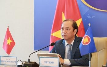 Họp Quan chức cao cấp ASEAN về duy trì Khu vực Đông Nam Á không có vũ khí hạt nhân và Biển Đông