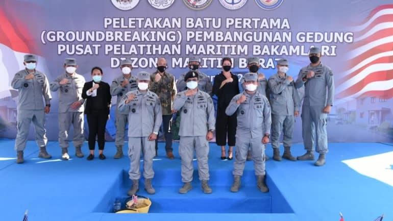 Mỹ và Indonesian xây dựng trung tâm đào tạo hàng hải tại giao điểm chiến lược ở Biển Đông