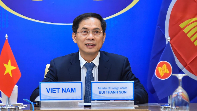 Hội nghị đặc biệt Bộ trưởng Ngoại giao ASEAN-Nga về hợp tác chống Covid, an ninh khu vực và Biển Đông