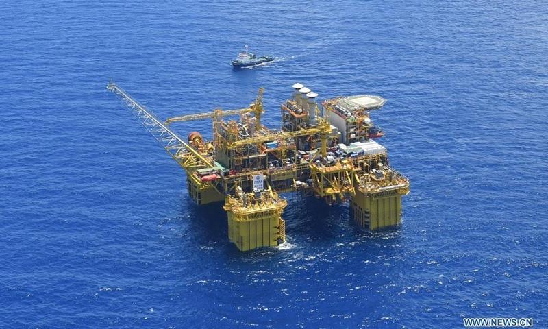 CNOOC có dòng khí đầu tiên tại mỏ khí Lăng Thủy