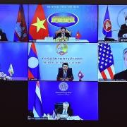 Hội nghị Bộ trưởng quan hệ đối tác Mê Công – Mỹ lần thứ hai: Đánh giá cao sự hỗ trợ của Mỹ chống Covid.