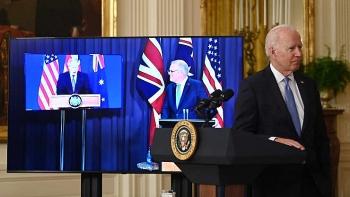 Quan hệ đối tác an ninh mới giữa Mỹ, Úc và Anh tập trung vào Ấn Độ Dương - Thái Bình Dương