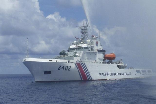 Chuyên gia: Luật hải cảnh Trung Quốc có thể châm ngòi xung đột ở Biển Đông - 1