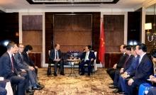 Thủ tướng Nguyễn Xuân Phúc tiếp lãnh đạo Tập đoàn Total