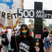 Hơn 500.000 người Brazil chết vì Covid-19, thủ đô Nga phá kỷ lục ca mắc mới
