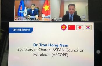 Tổng Thư ký ASCOPE tham dự Hội nghị cấp cao Năng lượng ASEAN +3