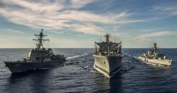 Anh, Pháp, Đức gửi công hàm phản đối yêu sách của Trung Quốc ở Biển Đông