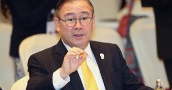 Philippines phản đối Trung Quốc đẩy phương Tây khỏi Biển Đông